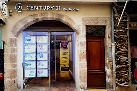 Agence immobilièreCENTURY 21 Vieille Ville, 06600 ANTIBES